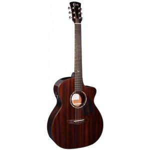Faith PJE Legacy Dark Roast Earth - Cutaway Electro Acoustic Guitar