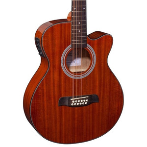 Brunswick Electro Acoustic 12 String - Natural - Mahogany