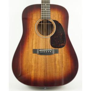 Martin D16E 16 Series Electro Acoustic Guitar - Burst