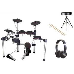 Carlsbro CSD210 Electronic Drum Kit Bundle Deal