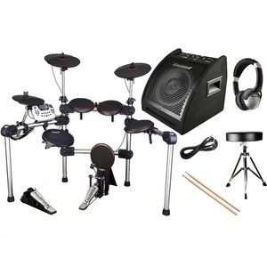 Carlsbro CSD210 Electronic Drum Kit PACKAGE DEAL