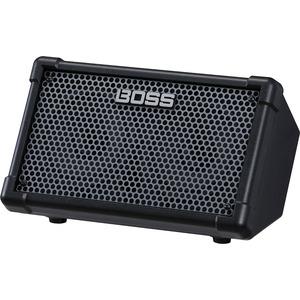 BOSS Cube Street II Portable PA -  Battery Powered Stereo Amp - Black