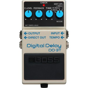 BOSS DD-3T Digital Delay with Tap Tempo
