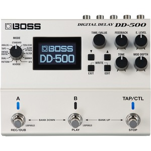 Boss DD500 Digital Delay Twin Pedal