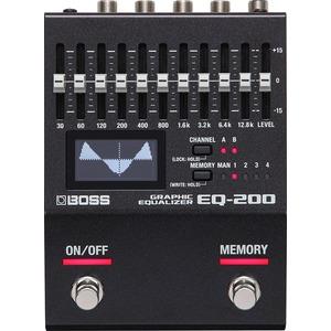 BOSS EQ-200 Graphic EQ Pedal