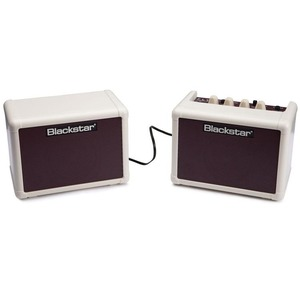 Blackstar Fly 3 VINTAGE Mini Guitar Amplifier Package