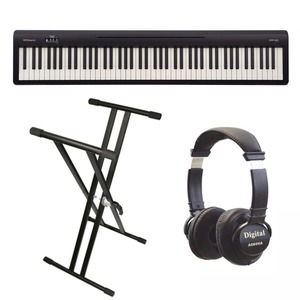 Roland FP10 Bundle with Stand and Headphones