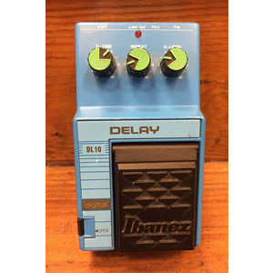 SECONDHAND Ibanez DL10 Delay pedal