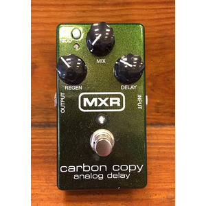 SECONDHAND MXR Carbon Copy Analogue Delay