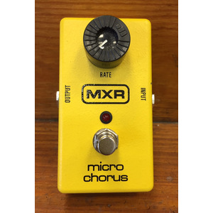SECONDHAND MXR Micro Chorus