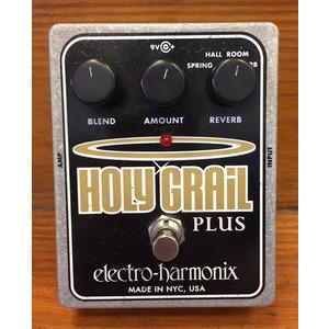SECONDHAND Electro Harmonix Holy Grail Plus Reverb Pedal