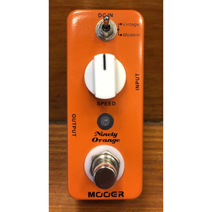 SECONDHAND Mooer Mooer Ninety Orange Analog Phase Pedal