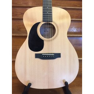 SECONDHAND Sigma OMM-4 Acoustic guitar with Fishman pickup + Hiscox hardcase