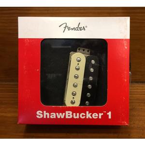SECONDHAND Fender Shawbucker 1 Humbucking pickup, Zebra. Made in USA