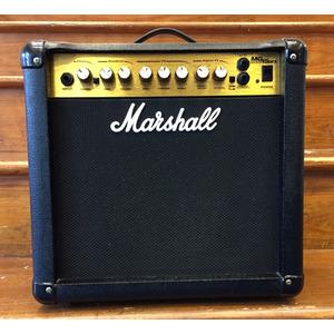 SECONDHAND Marshall MG15DFX 15 Watt Amplifier