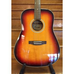 SECONDHAND Crafter Cruiser Acoustic Guitar - Sunburst