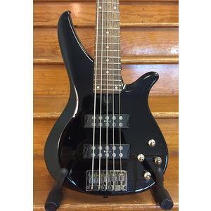 SECONDHAND Yamaha RBX375 5 String Bass Guitar - Black
