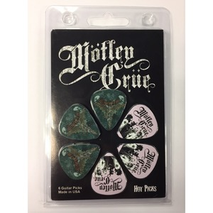 Hot Picks Motley Crue Pick Pack