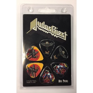 Hot Picks Judas Priest Pick Pack