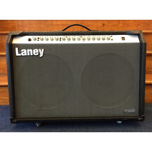SECONDHAND Laney TF320 Tube Fusion 2x12 120W Guitar Amplifier