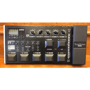 SECONDHAND Korg AX3000G Multi Effects pedal