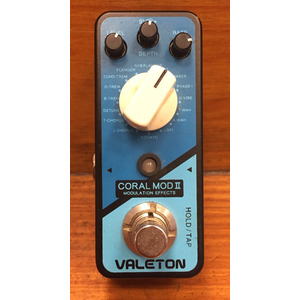 SECONDHAND Valeton Coral Mod II Modulation Pedal