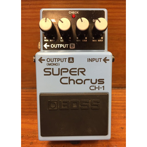 SECONDHAND BOSS CH-1 Super Chorus