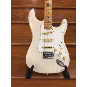 SECONDHAND Marlin Sidewinder, electric guitar, vintage white