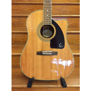 SECONDHAND Epiphone AJ220SCE Electro Acoustic Natural