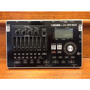 SECONDHAND Boss BR800, Digital 8 Track Recorder
