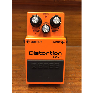 SECONDHAND Boss DS1 Distortion