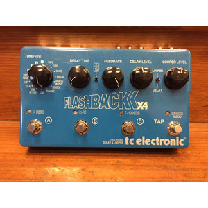 SECONDHAND TC Electronic Flashback 4x4 Delay And Looper