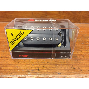 SECONDHAND Dimarzio DP153BK Fred