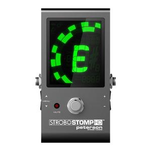 Peterson StroboStomp HD Strobe Tuner Pedal