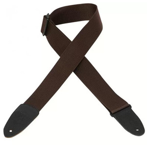 Levy's M8 Guitar Strap - Brown