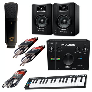 M-Audio Recording Package 1