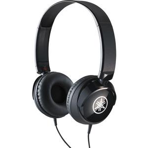 Yamaha HPH50 Headphones - Black
