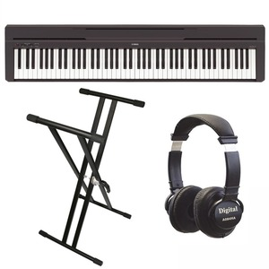 Yamaha P45 Bundle with Stand and Headphones