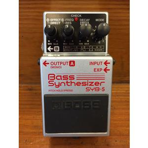 Boss SYB5 Bass Synth - B stock