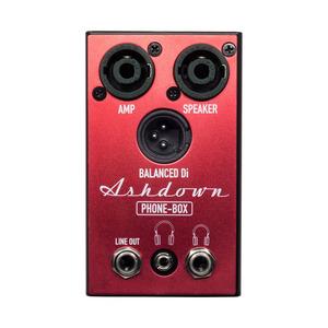 Ashdown Phone Box - Headphone Out / DI Box