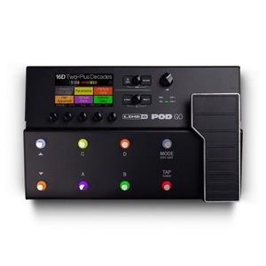 Line 6 POD GO Guitar Multi Effects