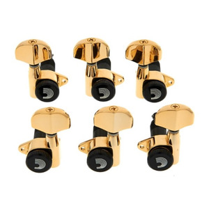 Planet Waves Auto Trim Machine Heads - 3 A Side