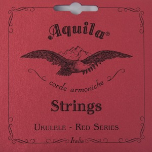 Aquila Red Series Concert Ukulele High G String Set
