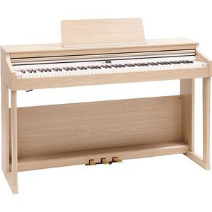 Roland RP701 Digital Piano - Light Oak