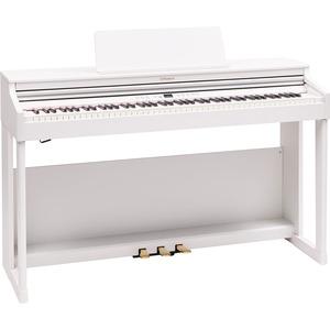 Roland RP701 Digital Piano - White