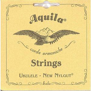 Aquila Nylgut Ukulele String Set - Baritone DGBE Tuning with 2 Wound Strings (21U)