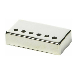 Seymour Duncan Humbucker Cover - Nickel