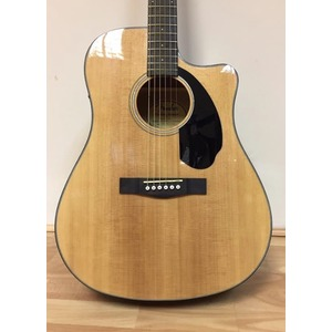 SECONDHAND Fender CD60 SCE Dreadnought Electro Acoustic - Natural