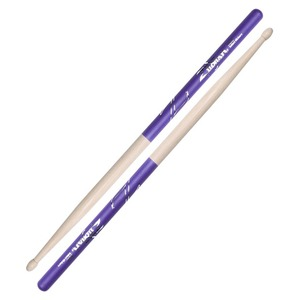 Zildjian 5B Purple Dip Drumsticks