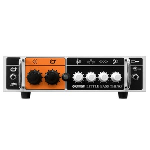 Orange Little Bass Thing - 500w Bass Head